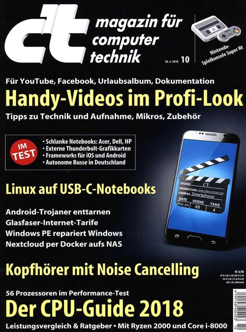 C´ T Magazin