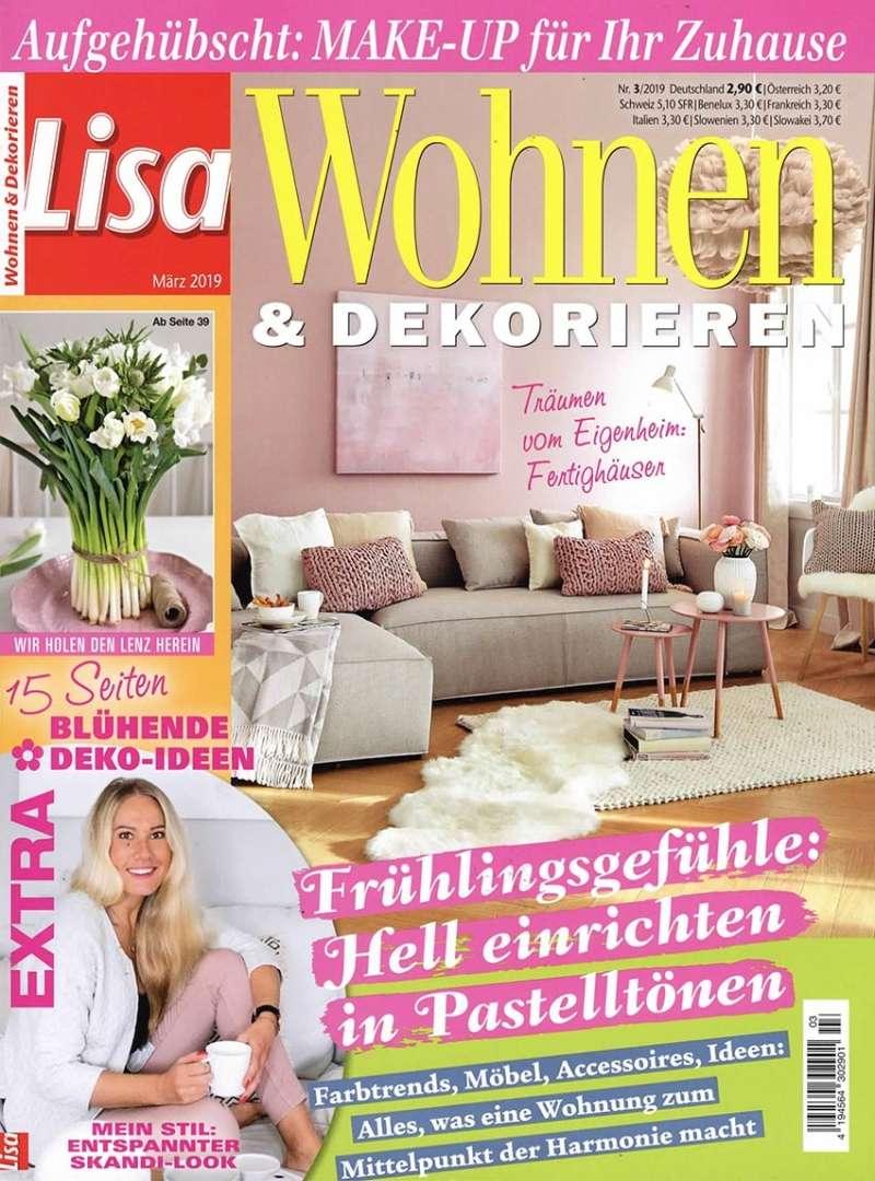 Lisa: Wohnen & Dekorieren
