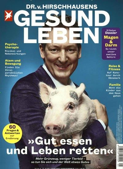 Stern Gesund leben –  Dr. Hirschhausen