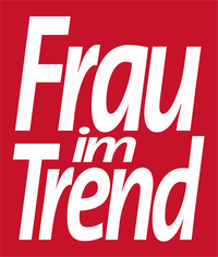 Frau im Trend