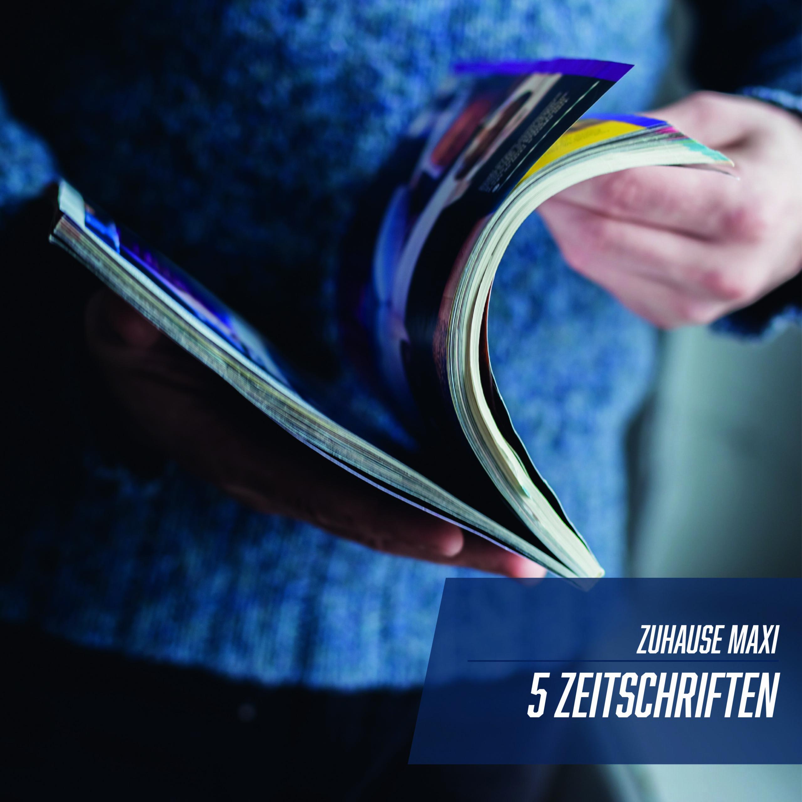 ZUHAUSE Paket Maxi